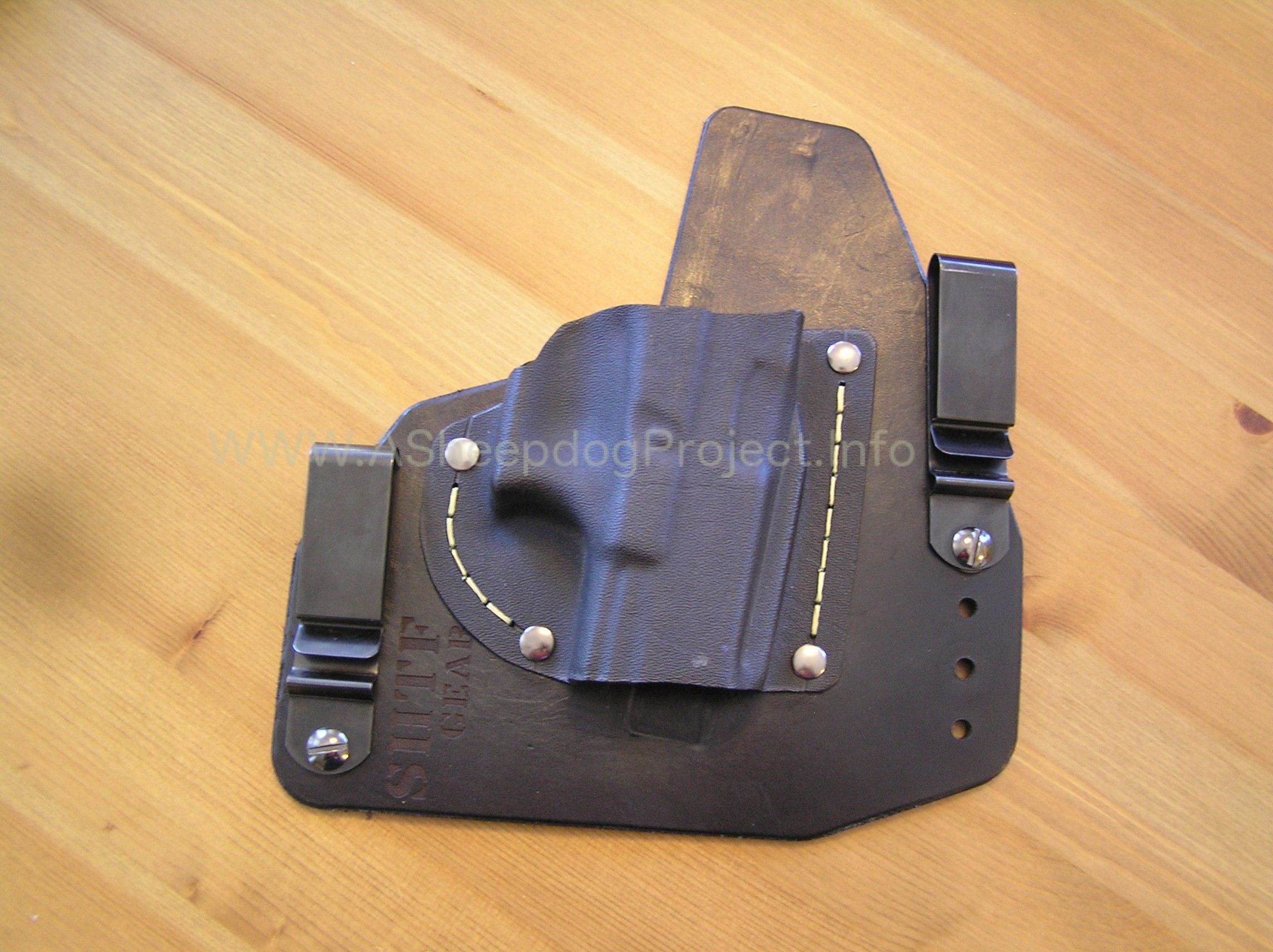 ACE-1 Inside the Waistband holster