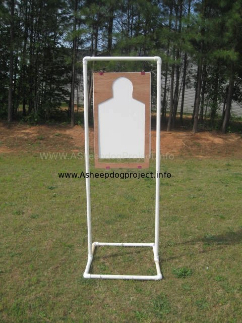 How to build your own target stand