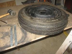 tire-on-rim
