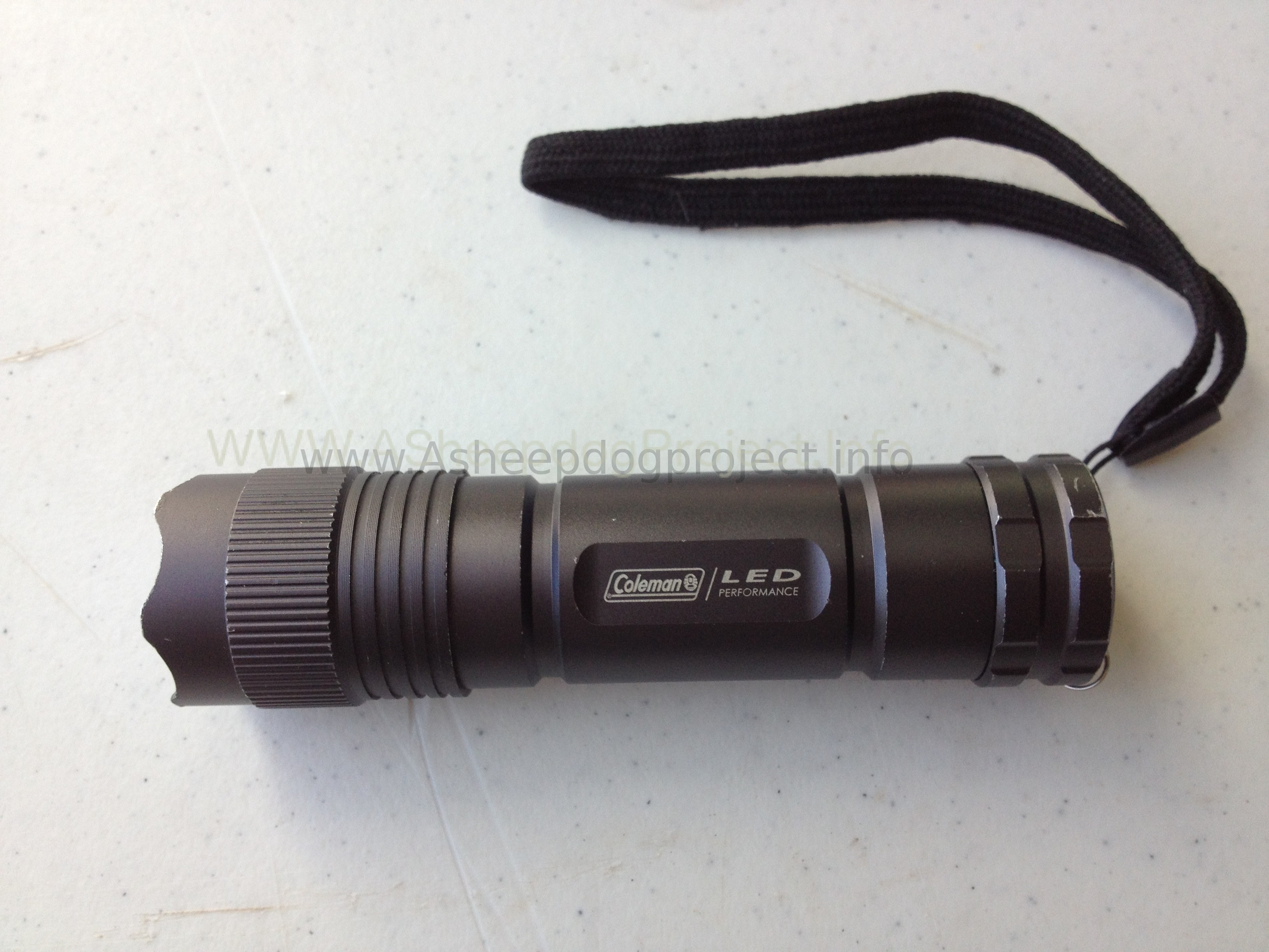 Coleman 3AAA XR-C Led Flashlight
