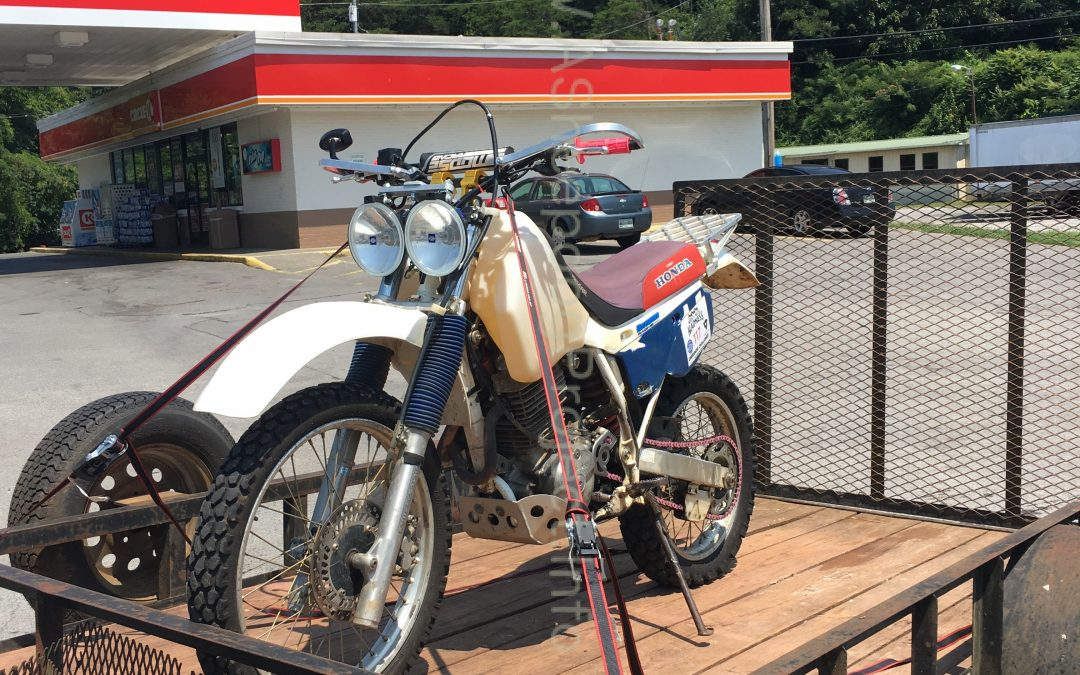 Honda XR600R – It's finally here!